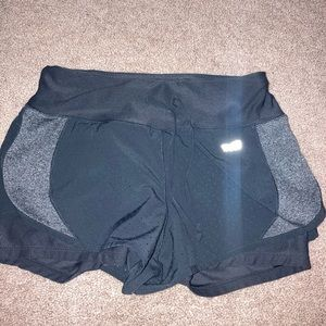Avia grey athletic shorts